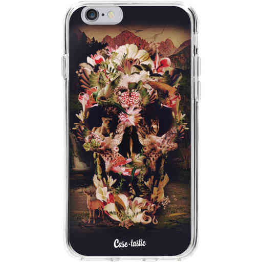 Casetastic Softcover Apple iPhone 6 / 6s - Jungle Skull