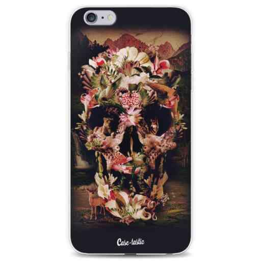 Casetastic Softcover Apple iPhone 6 Plus / 6s Plus - Jungle Skull
