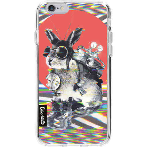 Casetastic Softcover Apple iPhone 6 / 6s - Time Traveller