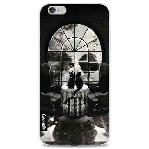 Casetastic Softcover Apple iPhone 6 Plus / 6s Plus - Room Skull BW
