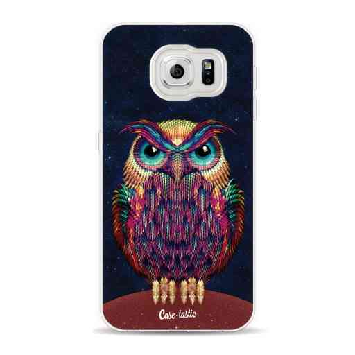 Casetastic Softcover Samsung Galaxy S6 - Owl 2