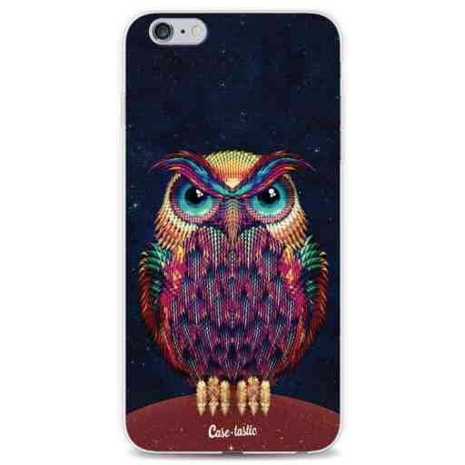 Casetastic Softcover Apple iPhone 6 Plus / 6s Plus - Owl 2