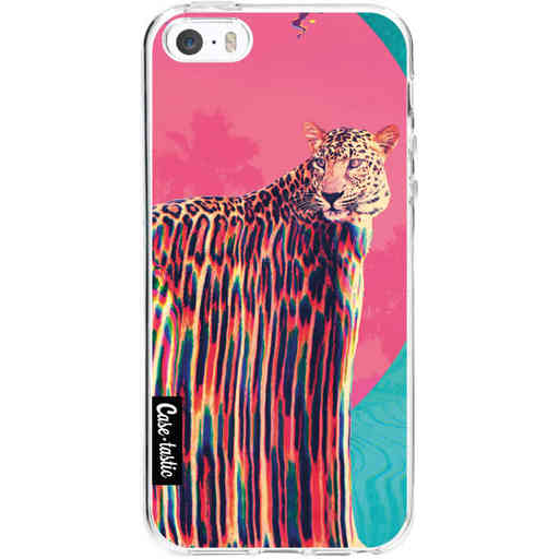 Casetastic Softcover Apple iPhone 5 / 5s / SE - Jaguar