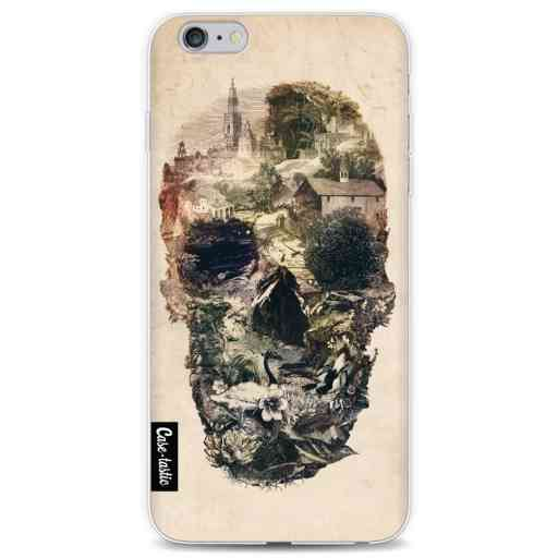 Casetastic Softcover Apple iPhone 6 Plus / 6s Plus - Skull Town