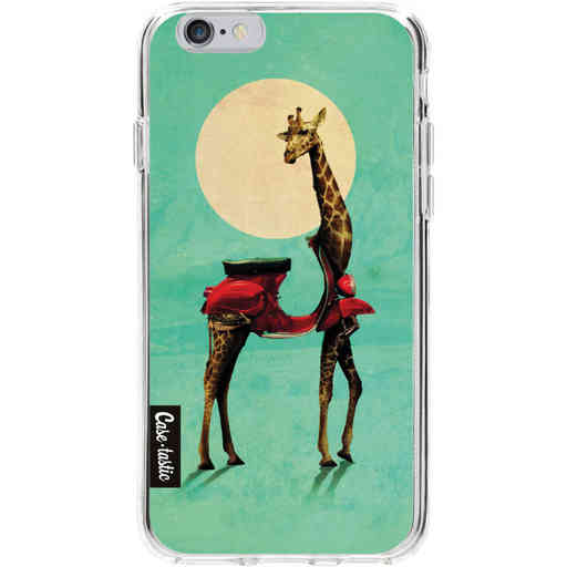 Casetastic Softcover Apple iPhone 6 / 6s - Giraffe