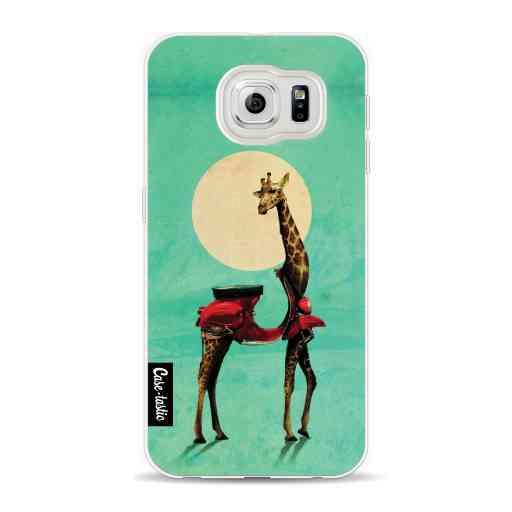 Casetastic Softcover Samsung Galaxy S6 - Giraffe