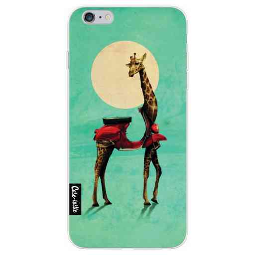 Casetastic Softcover Apple iPhone 6 Plus / 6s Plus - Giraffe