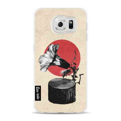 Casetastic Softcover Samsung Galaxy S6 - Gramophone