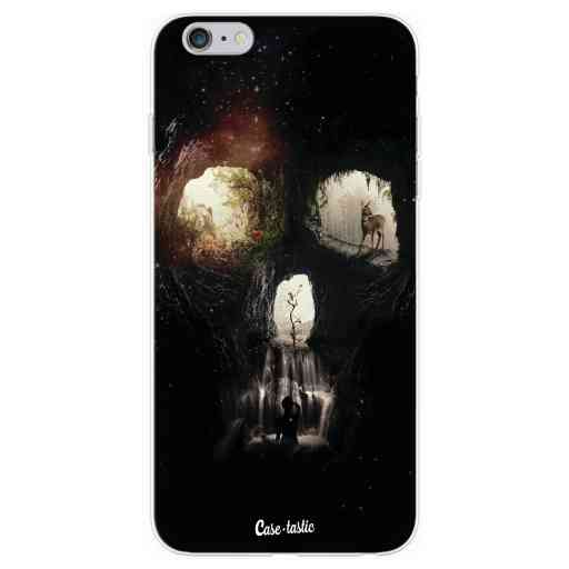 Casetastic Softcover Apple iPhone 6 Plus / 6s Plus - Cave Skull