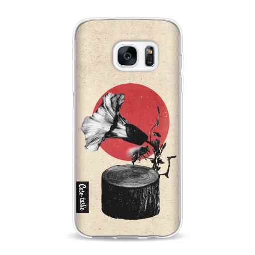 Casetastic Softcover Samsung Galaxy S7 - Gramophone