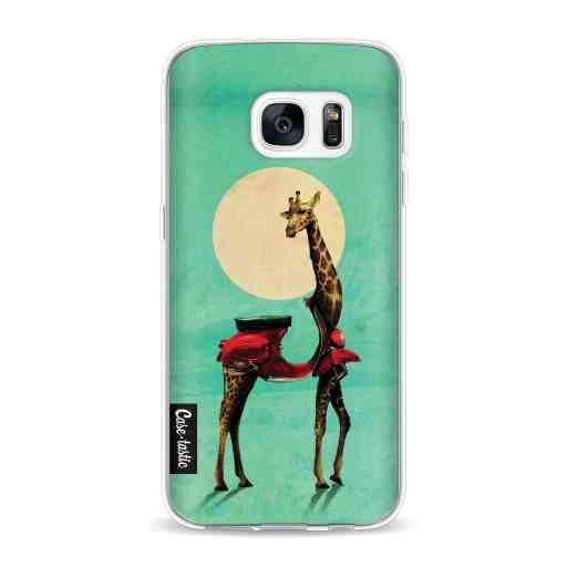 Casetastic Softcover Samsung Galaxy S7 - Giraffe