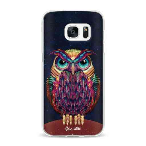 Casetastic Softcover Samsung Galaxy S7 - Owl 2