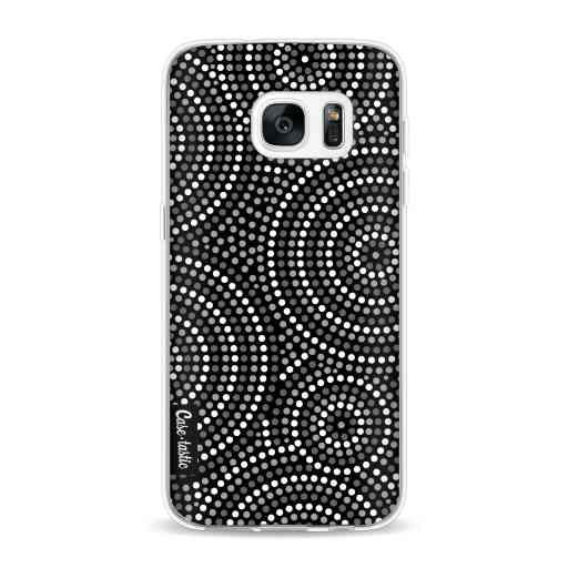 Casetastic Softcover Samsung Galaxy S7 - Aboriginal Art