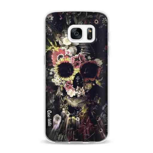 Casetastic Softcover Samsung Galaxy S7 - Garden Skull