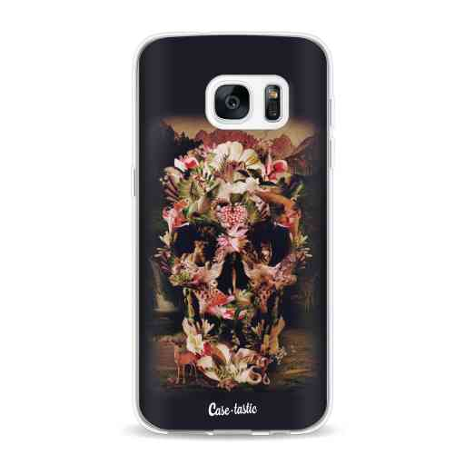 Casetastic Softcover Samsung Galaxy S7 - Jungle Skull