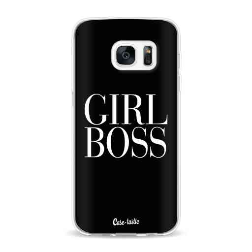Casetastic Softcover Samsung Galaxy S7 - Girl Boss