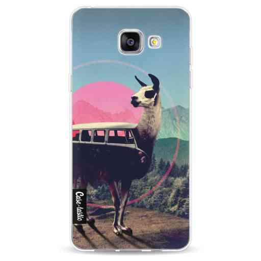 Casetastic Softcover Samsung Galaxy A5 (2016) - Llama