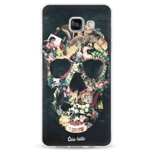 Casetastic Softcover Samsung Galaxy A5 (2016) - Vintage Skull