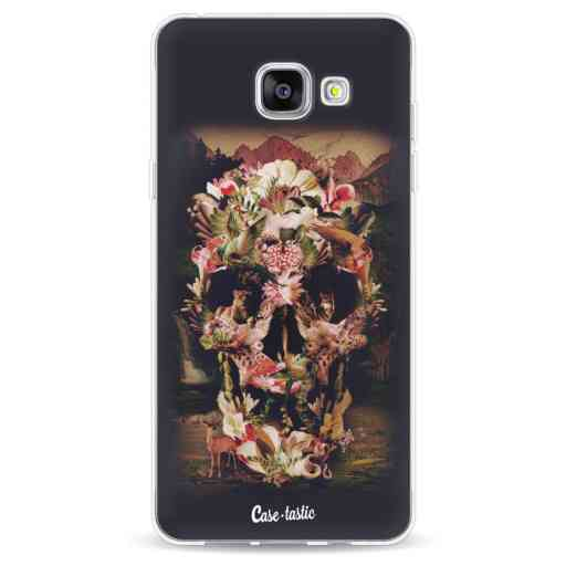 Casetastic Softcover Samsung Galaxy A5 (2016) - Jungle Skull