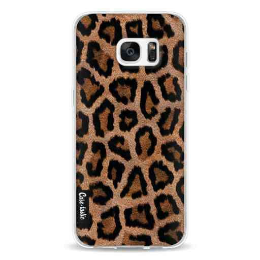 Casetastic Softcover Samsung Galaxy S7 Edge - Leopard