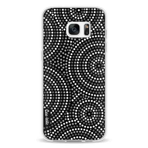 Casetastic Softcover Samsung Galaxy S7 Edge - Aboriginal Art