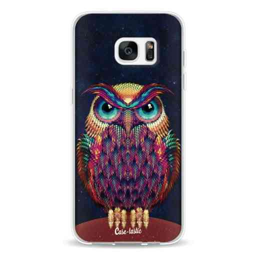 Casetastic Softcover Samsung Galaxy S7 Edge - Owl 2