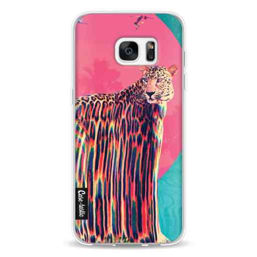 Casetastic Softcover Samsung Galaxy S7 Edge - Jaguar