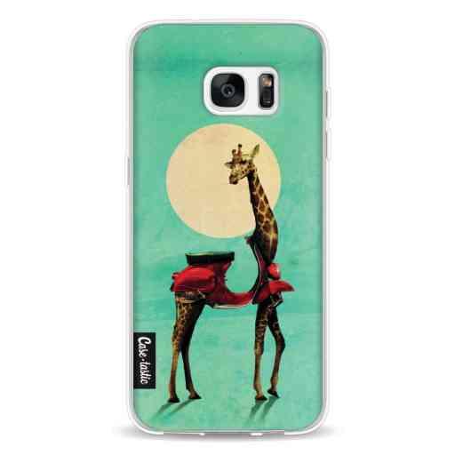 Casetastic Softcover Samsung Galaxy S7 Edge - Giraffe