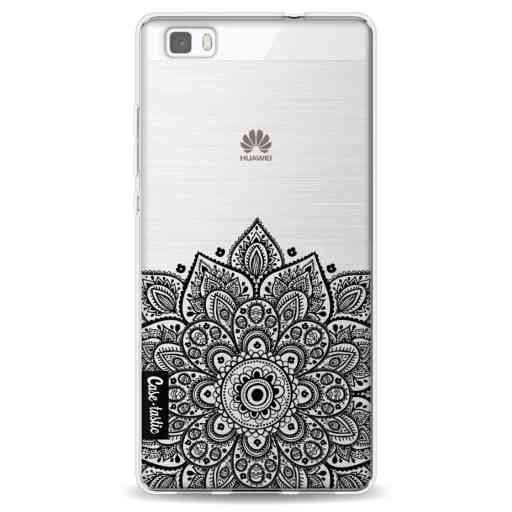 Casetastic Softcover Huawei P8 Lite (2015) - Floral Mandala