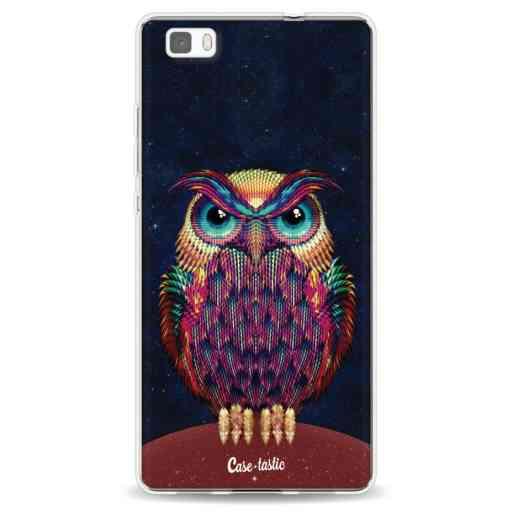 Casetastic Softcover Huawei P8 Lite (2015) - Owl 2
