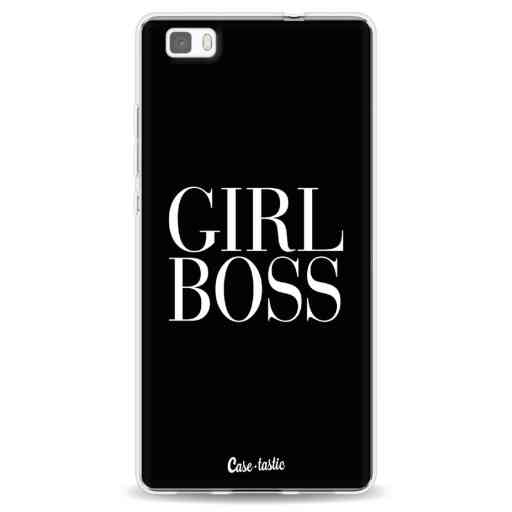 Casetastic Softcover Huawei P8 Lite (2015) - Girl Boss