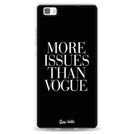 Casetastic Softcover Huawei P8 Lite - More Issues Than Vogue