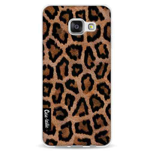 Casetastic Softcover Samsung Galaxy A3 (2016) - Leopard