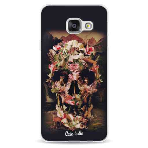 Casetastic Softcover Samsung Galaxy A3 (2016) - Jungle Skull