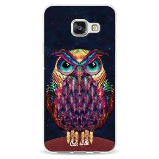 Casetastic Softcover Samsung Galaxy A3 (2016) - Owl 2