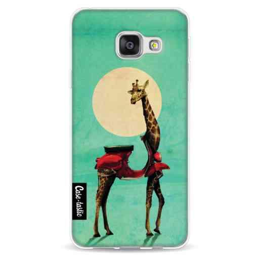 Casetastic Softcover Samsung Galaxy A3 (2016) - Giraffe