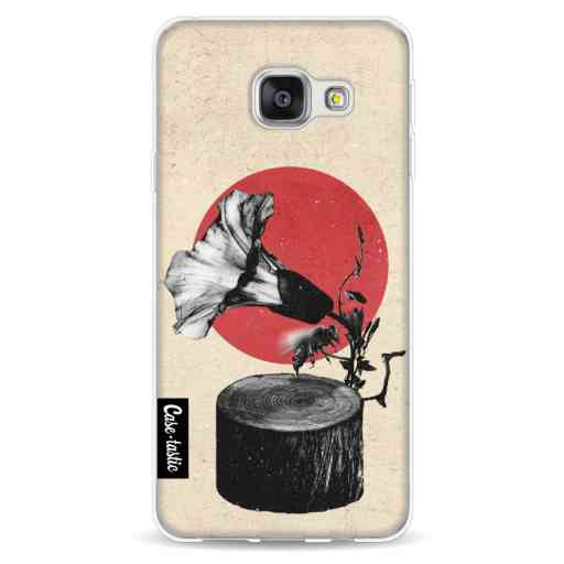 Casetastic Softcover Samsung Galaxy A3 (2016) - Gramophone