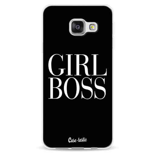 Casetastic Softcover Samsung Galaxy A3 (2016) - Girl Boss