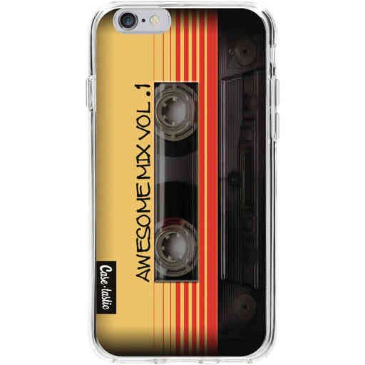Casetastic Softcover Apple iPhone 6 / 6s  - Awesome Mix