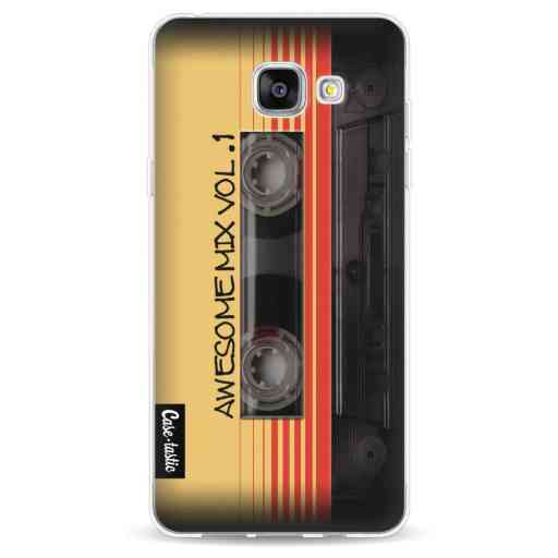 Casetastic Softcover Samsung Galaxy A5 (2016) - Awesome Mix