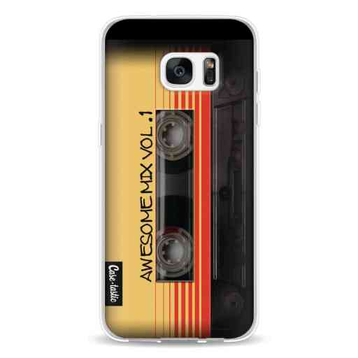 Casetastic Softcover Samsung Galaxy S7 Edge - Awesome Mix