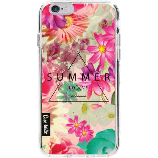 Casetastic Softcover Apple iPhone 6 / 6s  - Summer Love Flowers