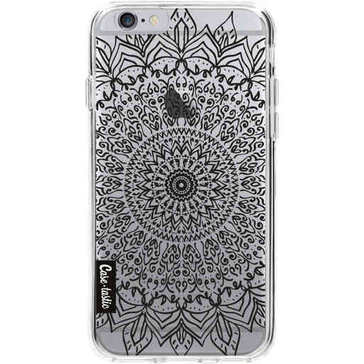 Casetastic Softcover Apple iPhone 6 / 6s  - Black Mandala