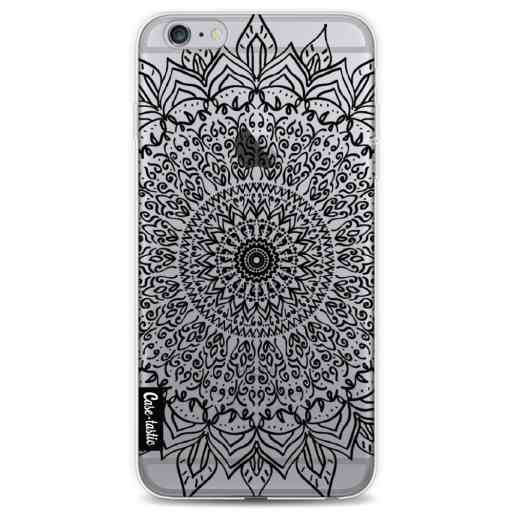Casetastic Softcover Apple iPhone 6 Plus / 6s Plus - Black Mandala