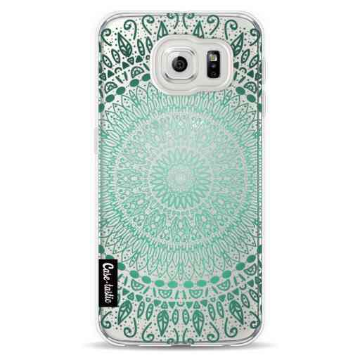 Casetastic Softcover Samsung Galaxy S6 - Chic Mandala