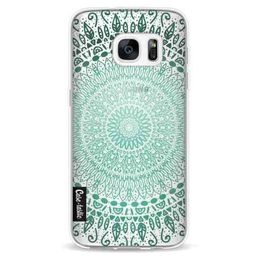 Casetastic Softcover Samsung Galaxy S7 - Chic Mandala