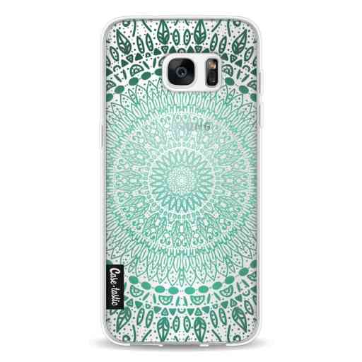 Casetastic Softcover Samsung Galaxy S7 Edge - Chic Mandala