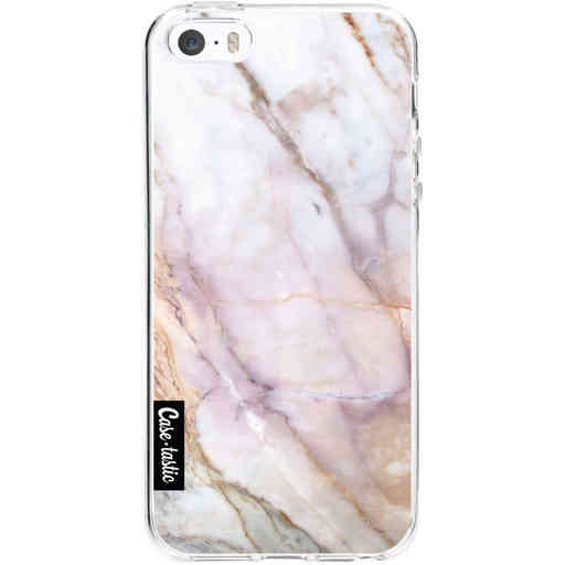 Casetastic Softcover Apple iPhone 5 / 5s / SE - Pink Marble