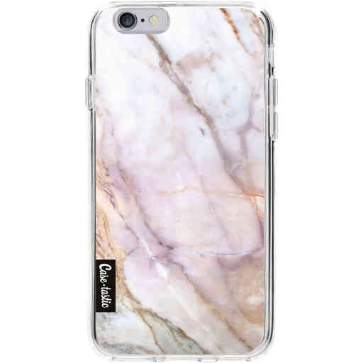 Casetastic Softcover Apple iPhone 6 / 6s  - Pink Marble