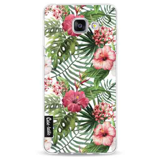 Casetastic Softcover Samsung Galaxy A5 (2016) - Tropical Flowers